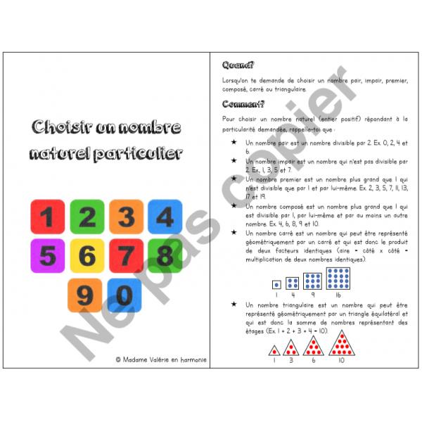 Aide-mémoire mathématiques (complet)