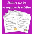 Ateliers sur les marqueurs de relation