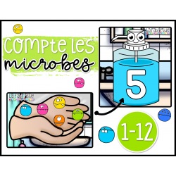 Compte les microbes