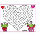 Labyrinthes de la St-Valentin