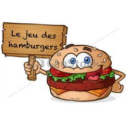 jeu des hamburgers