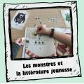"""Valise COMPLÈTE """"Les monstres"""""""