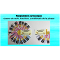 Manipulations syntaxiques 2e et 3e cycle