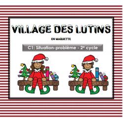 2e cycle: Situation-problème Village des lutins