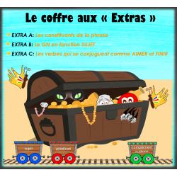 Coffre aux EXTRAS - Sans Notebook
