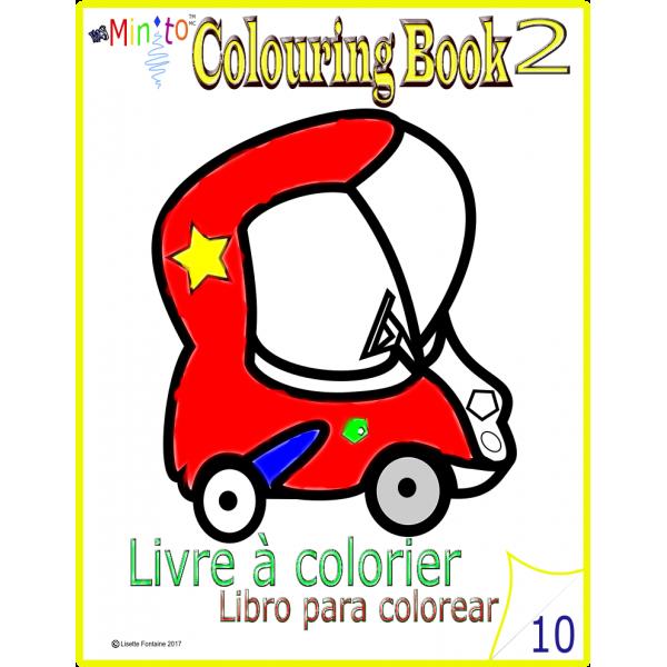 Livre à colorier 2