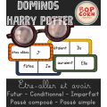 Dominos Harry Potter - Avoir Être Aller