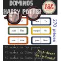 Dominos Harry Potter - Le présent