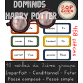 Dominos Harry Potter - 3ième groupe