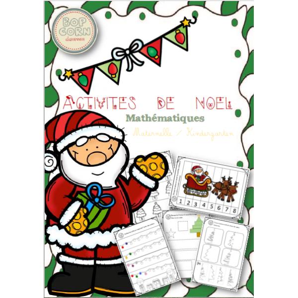 Fichier Mathématiques - Activités de Noel