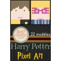 Harry Potter Pixel Art