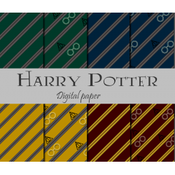 Papier Harry Potter