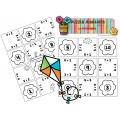 Puzzle Additions - Le printemps