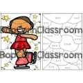 Puzzles Multiplications - Jeux Olympiques