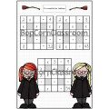 Harry Potter - Ma table de multiplication