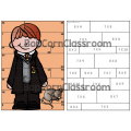 Harry Potter - Puzzles multiplications