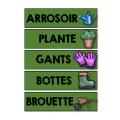 Je plante une graine