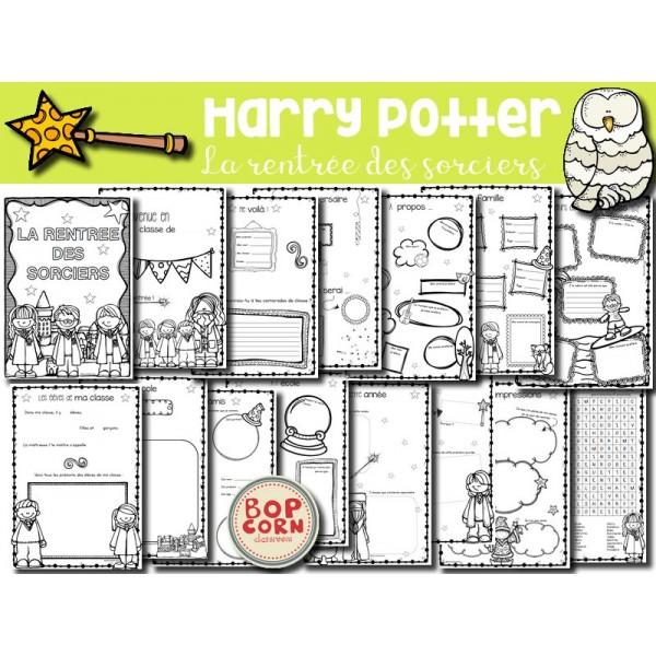 La rentrée des sorciers - Harry Potter