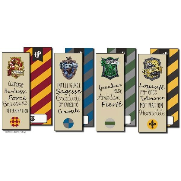Signets Harry Potter