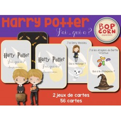 Harry Potter J´ai - Qui a