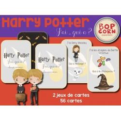 Harry Potter J´ai - Qui a