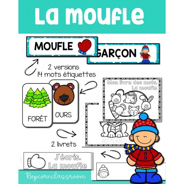 La moufle - 14 mots
