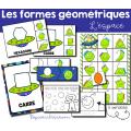 Formes géométriques - L´espace