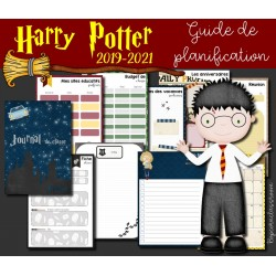 Harry Potter - Guide de planification - 2019 2021