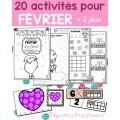 250 activités pour l´année - Ensemble grandissant