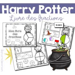 Harry Potter - Livre des fractions