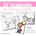 Atelier découpage - Saint Valentin