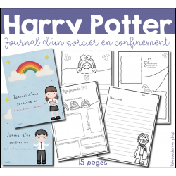 Journal d´un sorcier en confinement