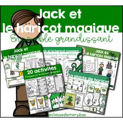 Jack et le haricot magique - Ensemble grandissant