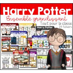 Harry Potter - Tout pour la classe - Pack 1