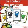 La couleur des émotions - Posters