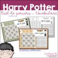 Duel de sorciers - Harry Potter - Vocabulaire