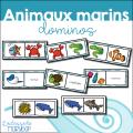 Animaux marins - Ensemble grandissant - Océan