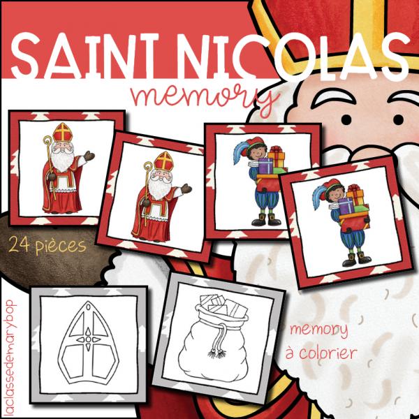 Saint Nicolas - Memory