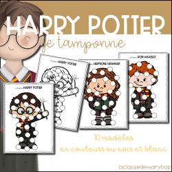 Harry Potter - Do a dot - Je tamponne