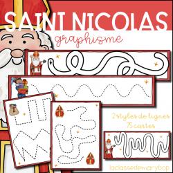 Graphisme Pistes Graphiques - Saint Nicolas