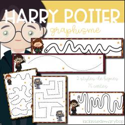 Harry Potter - Graphisme