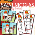 Saint Nicolas - Alphabet