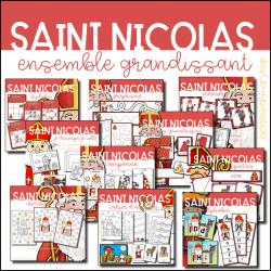 Saint Nicolas - Ensemble Grandissant