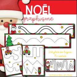 Graphisme - Noël