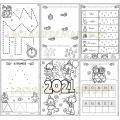 Cahier d´activités - Nouvel An
