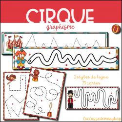Graphisme - Cirque