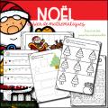 ★ Fichier Mathématiques - Activités de Noël