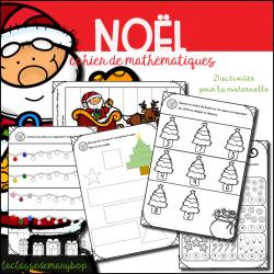 ★ Fichier Mathématiques - Activités de Noel
