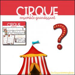 Cirque - Ensemble grandissant