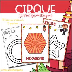 Cirque - Formes géométriques